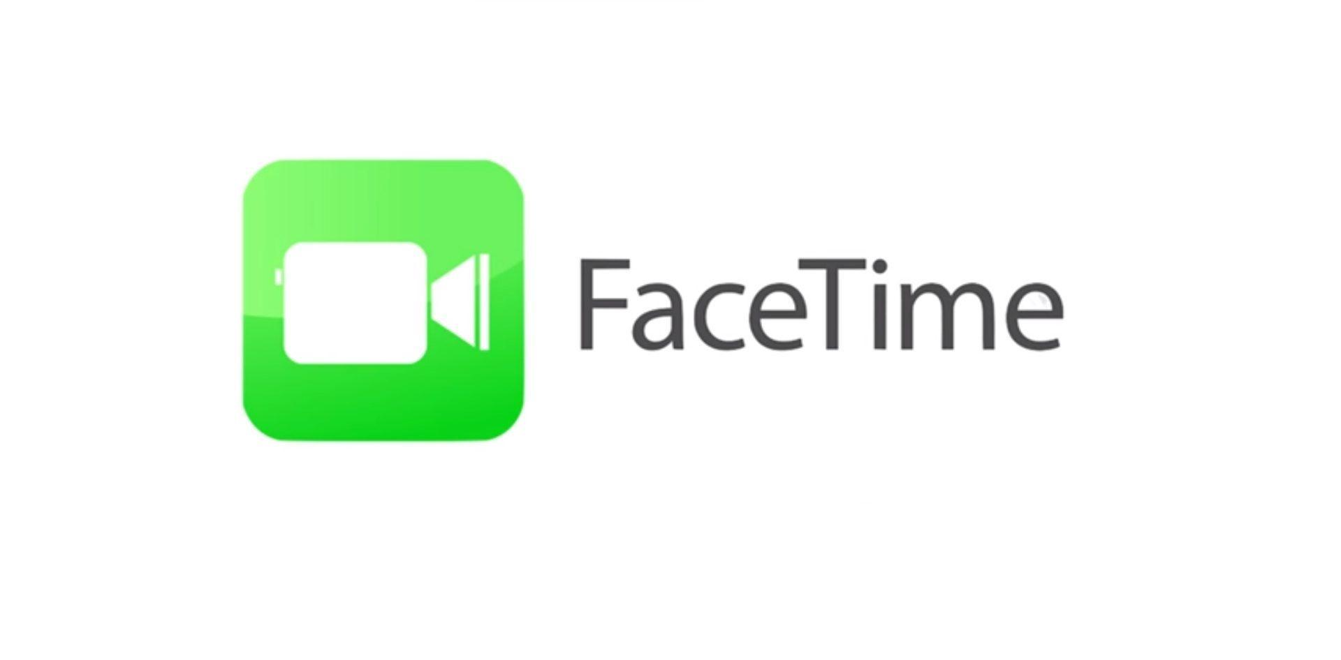 не работает FaceTime