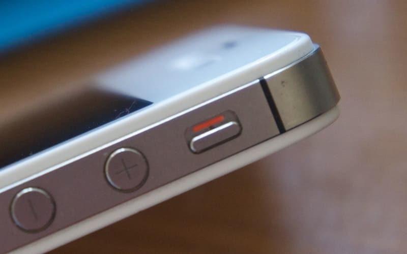 как убрать звук камеры на айфоне