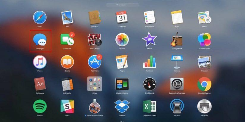 Как настроить iMessage на Mac