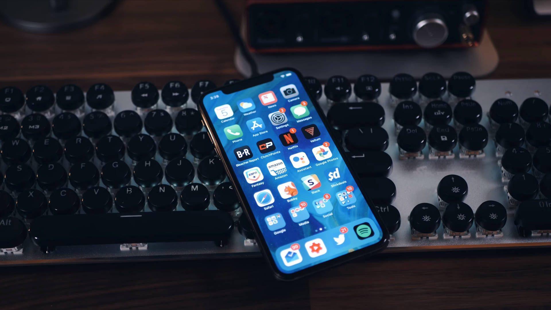 Виджет погоды не обновляется в iOS