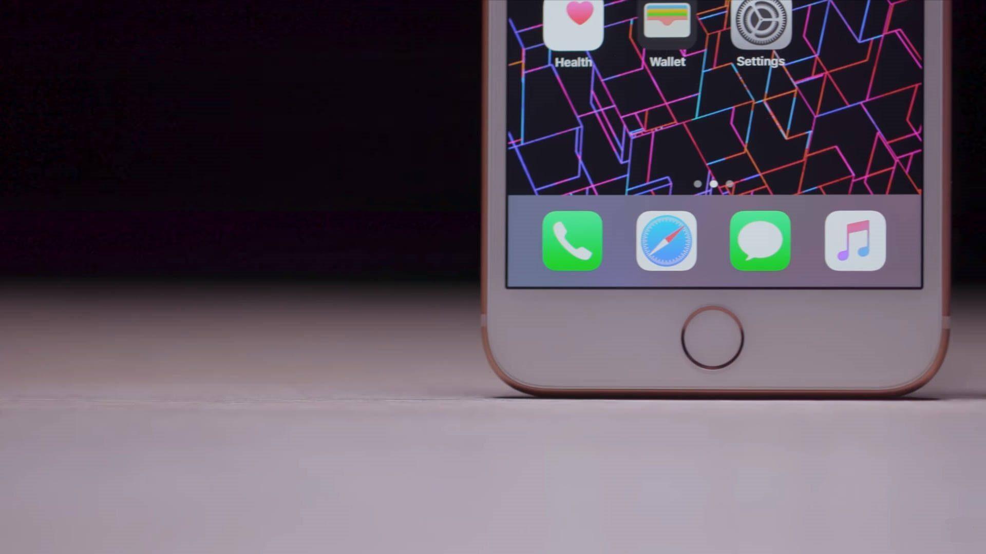 Не удается завершить настройку Touch ID на iPhone