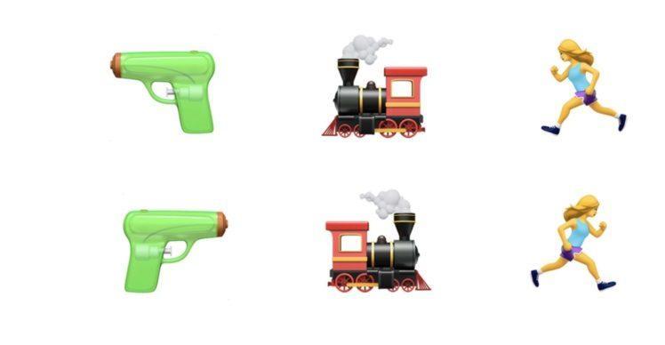 Новые Emoji