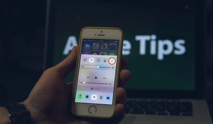 Как включить поворот экрана на Айфоне и как отключить поворот экрана на Айфоне