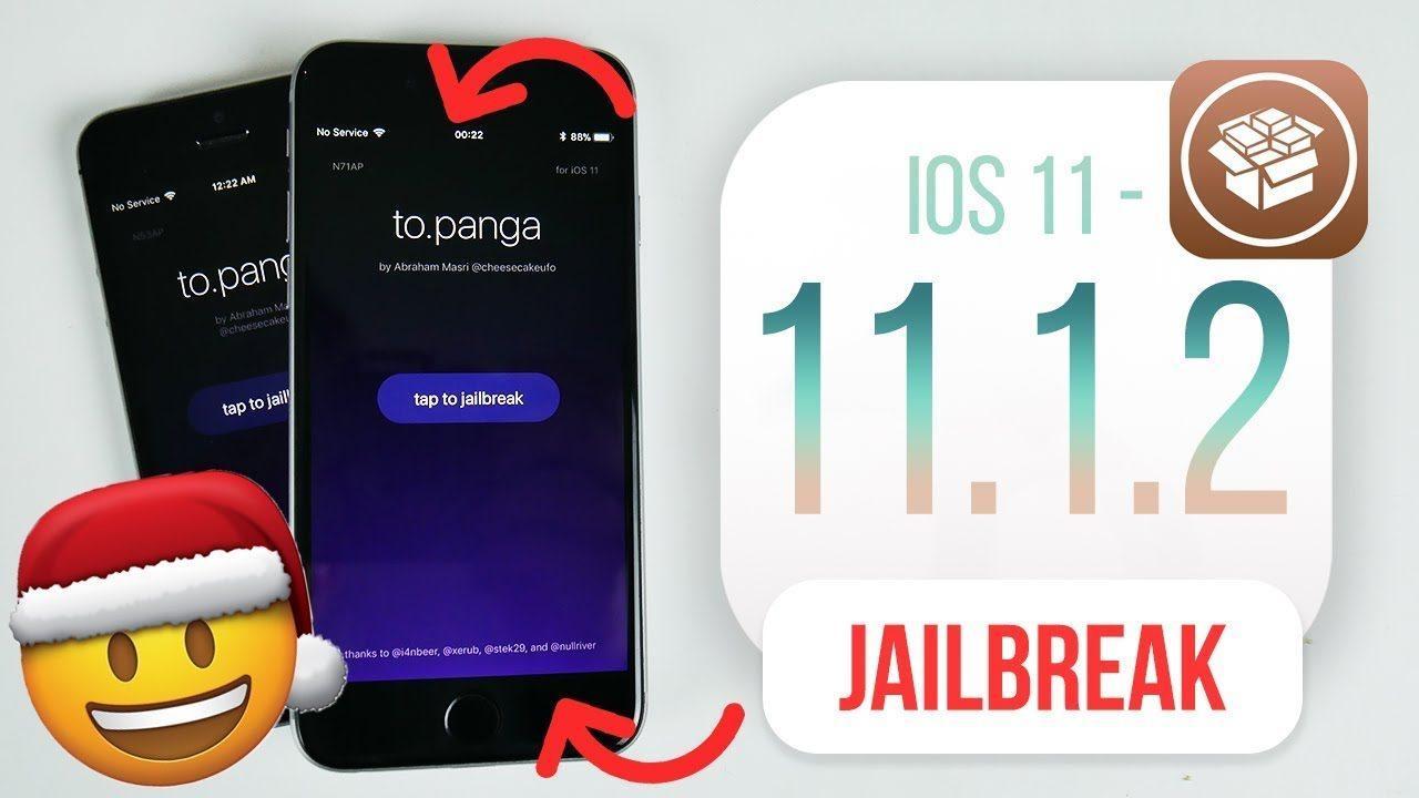 jailbreak iOS 11.1.2