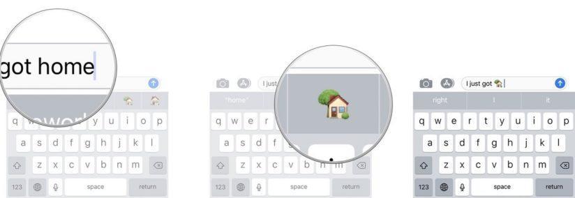 использования emoji