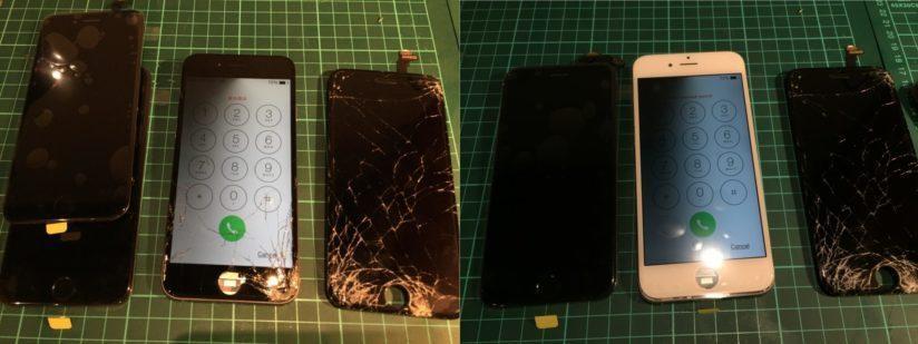 подсветка iphone