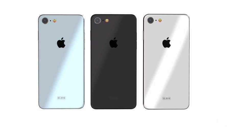 iPhone SE 2 vs iPhone 7