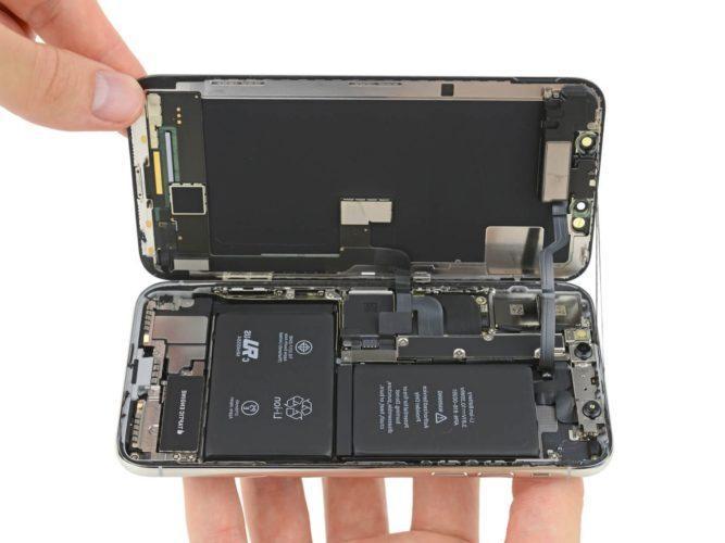 батарея iphone 2018