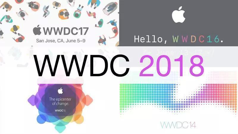 WWDC 2018 Дата проведения