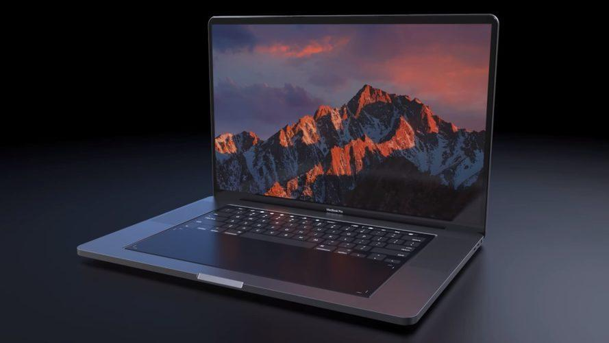 обзор MacBook 2018