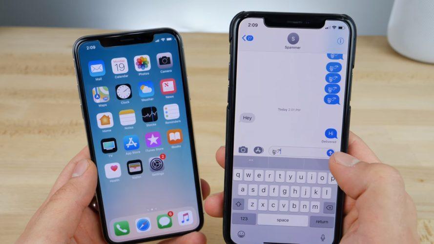iOS 11.2.6 сообщение