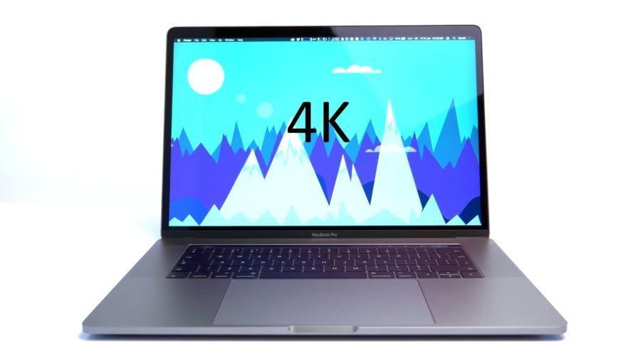 MacBook Pro 1028 4k