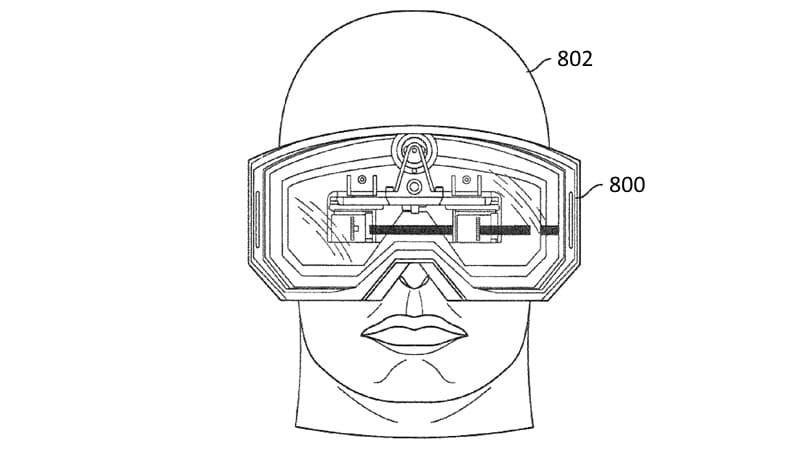Очки виртуальной реальность Apple