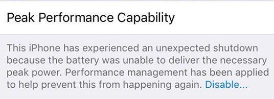 Что произойдёт после неожиданного отключения Айфона 5, 6, 7, 8, X?