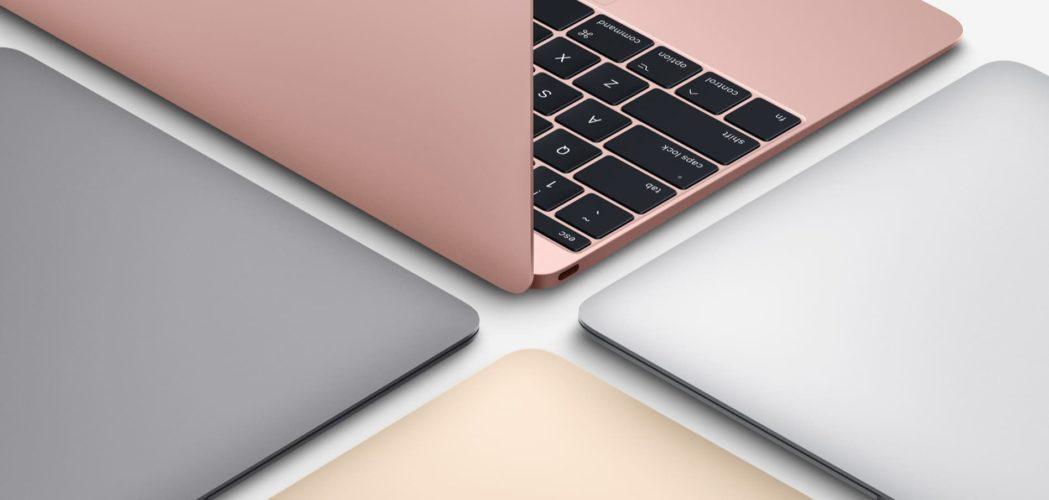 Цвет MacBook Pro 2018