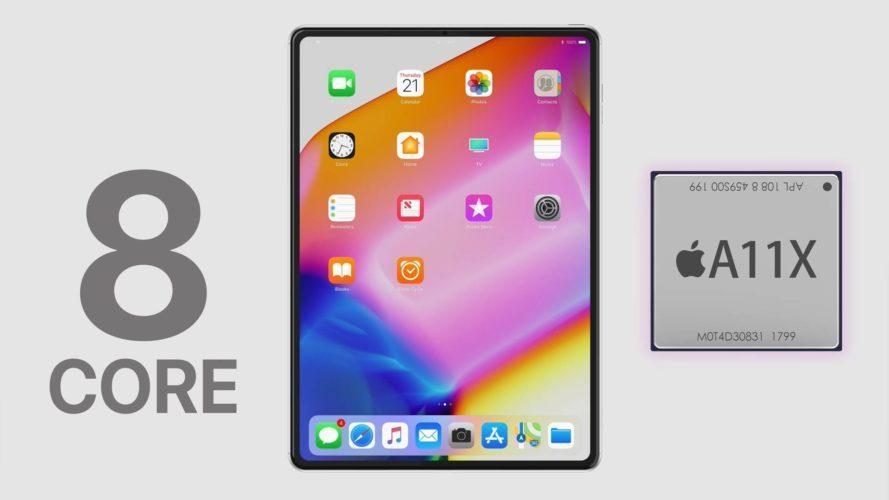 iPad Pro 2018 характеристики