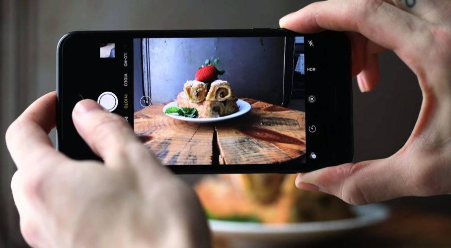 Как убрать звук камеры на iPhone