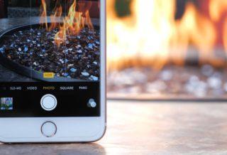 Как отключить звук камеры на Айфоне