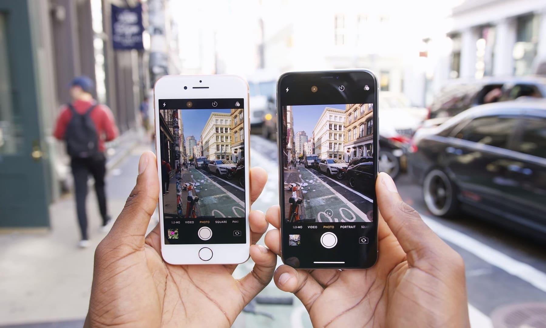 Как настроить камеру на Айфоне