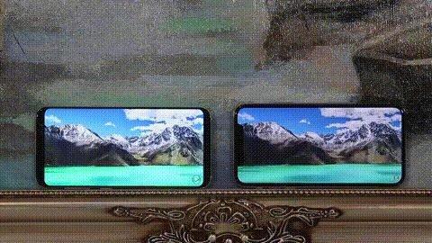 сравнение samsung galaxy s9 и iphone x