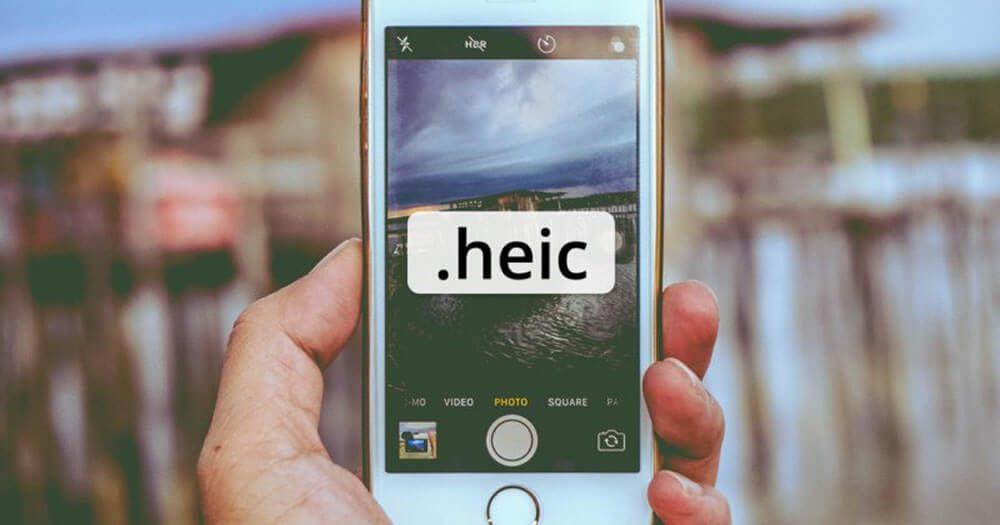 Как открыть файл Heic в Windows