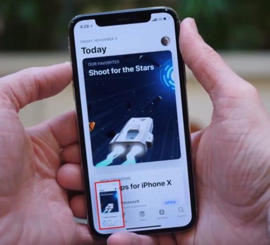 как на айфон 8 сделать видео скриншот