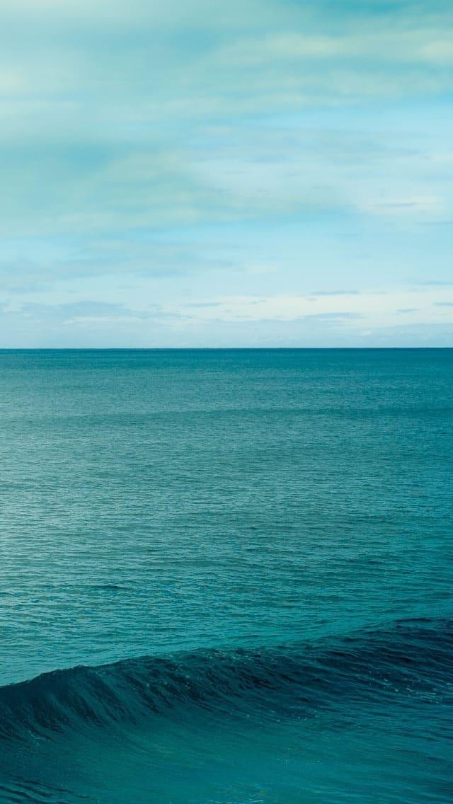 фото горы море солнце обои на айфон