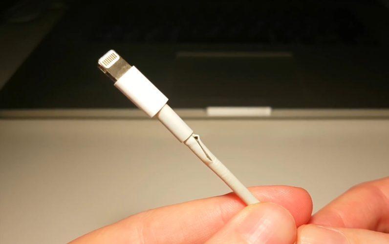 Айфон медленно заряжается проблема с зарядным устройством