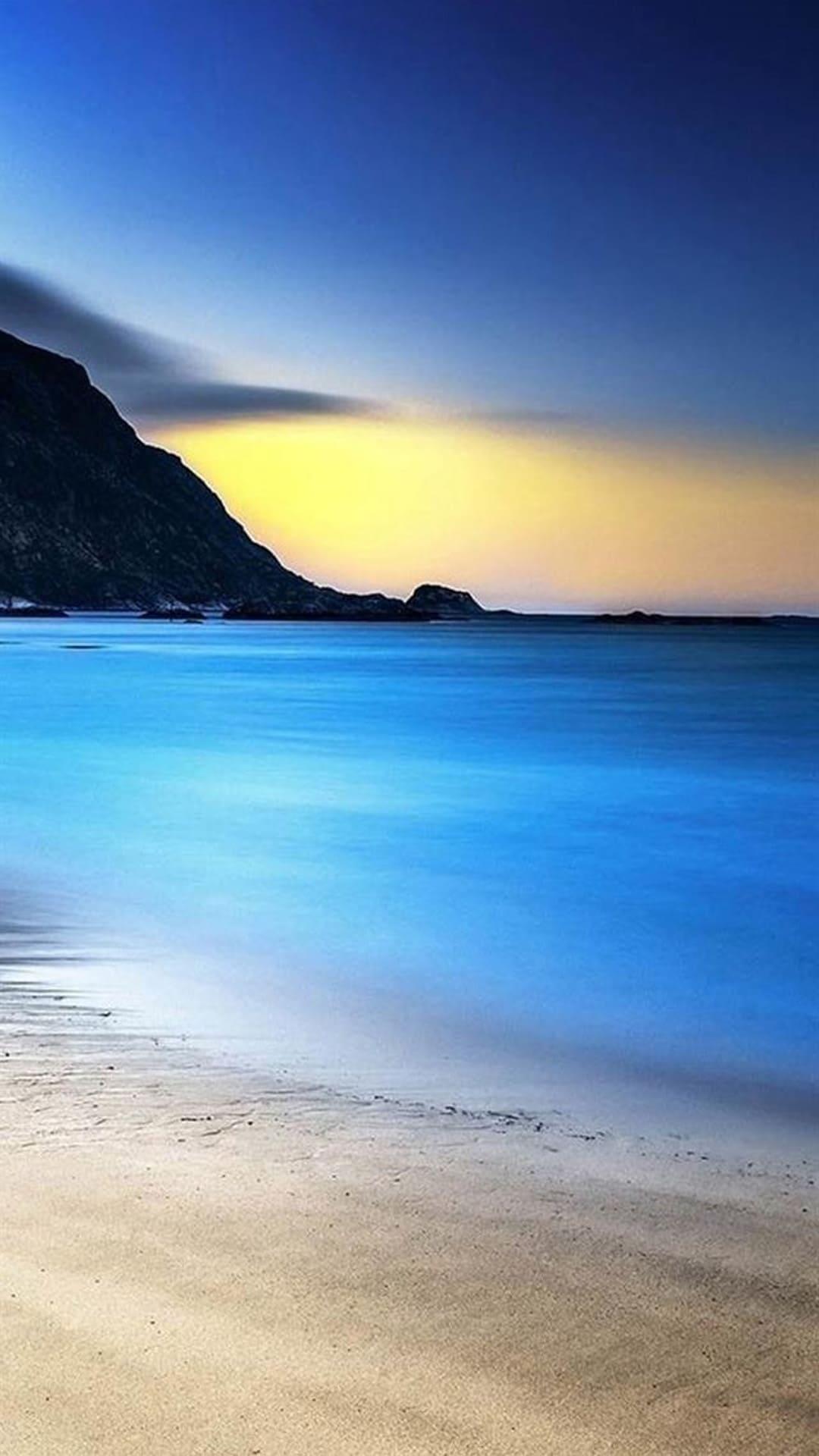 обои на айфон пляж море