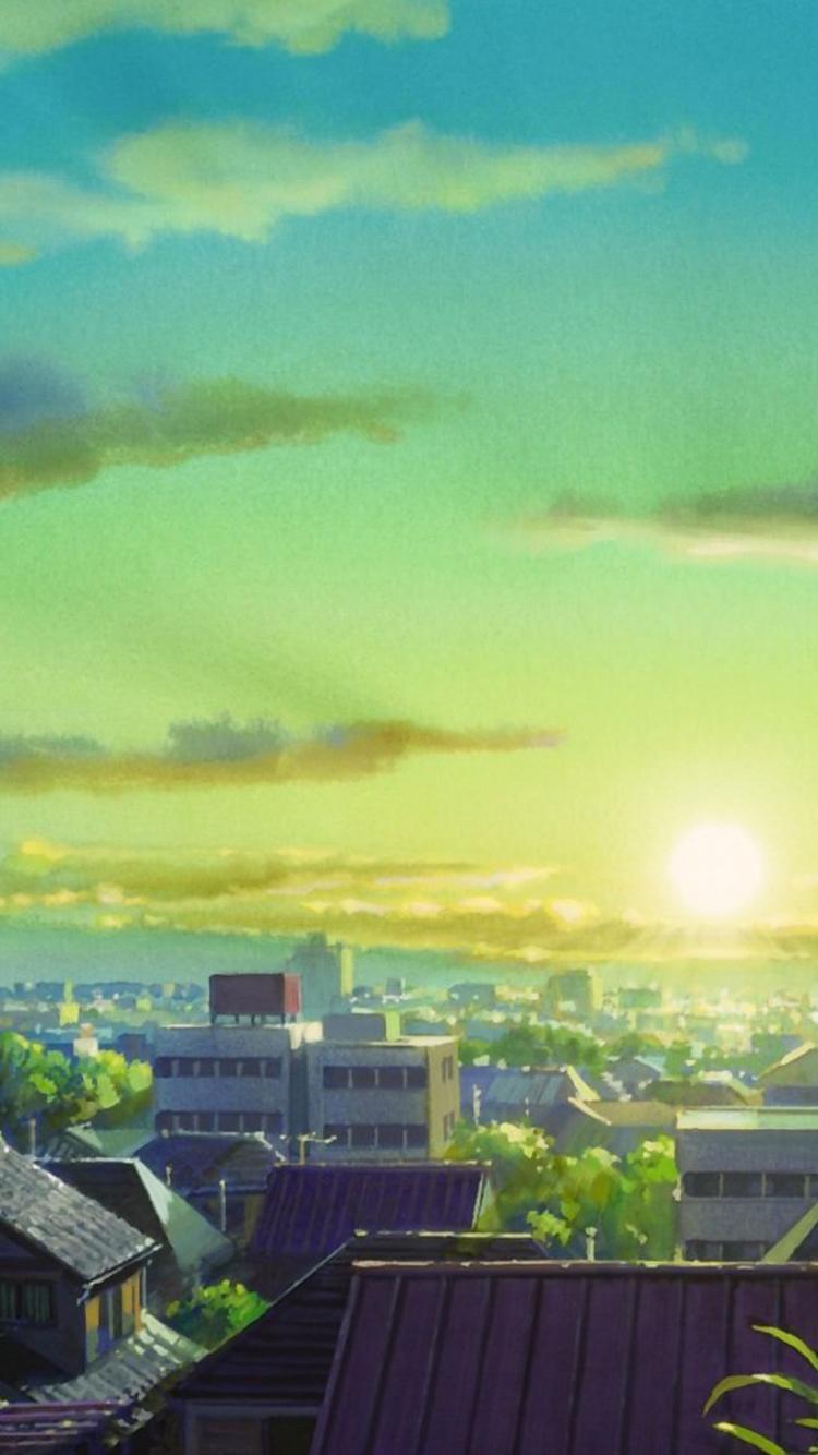 крутые аниме обои на телефон