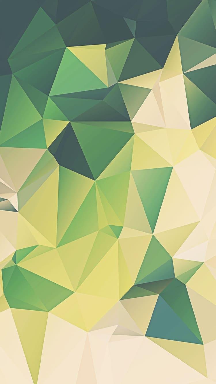 зеленые обои на айфон