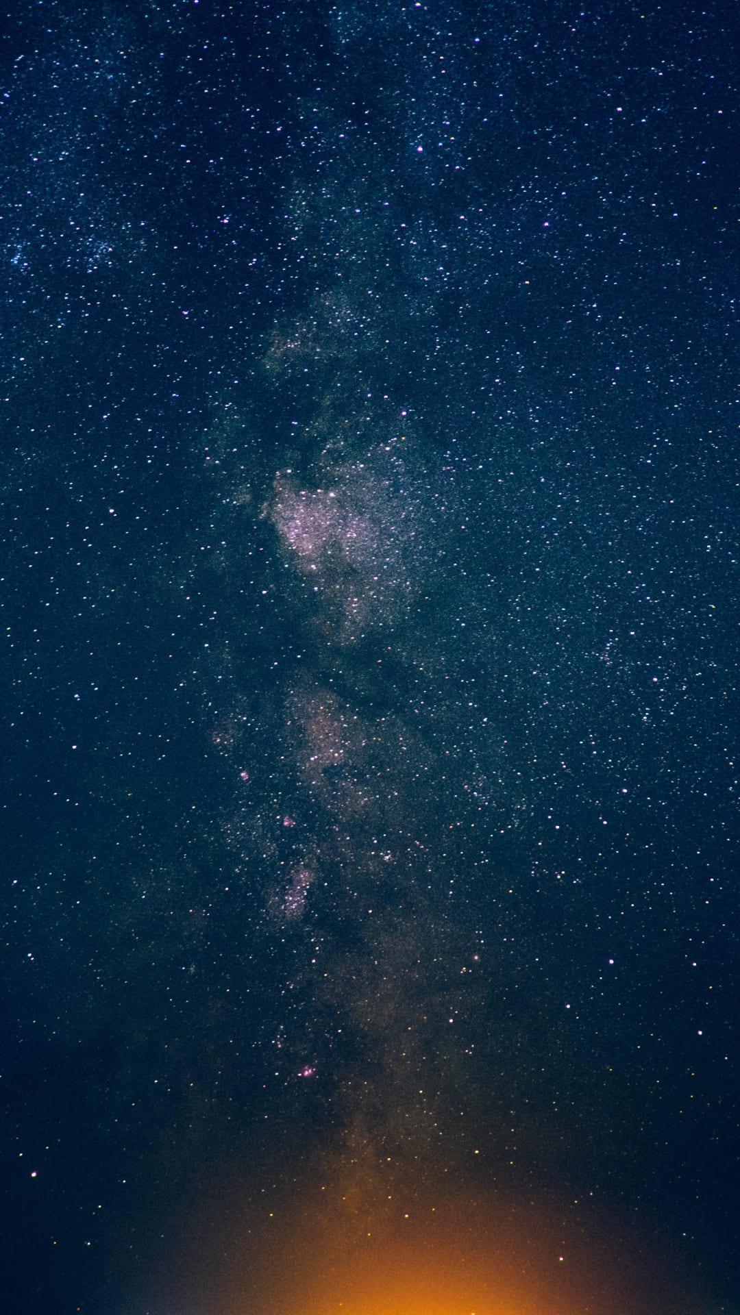 красивые картинки на телефон обои космос