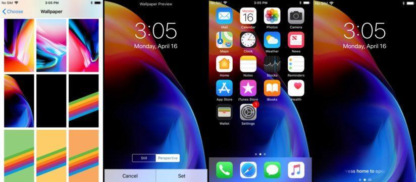 iOS 11.4 beta 2 новые обои