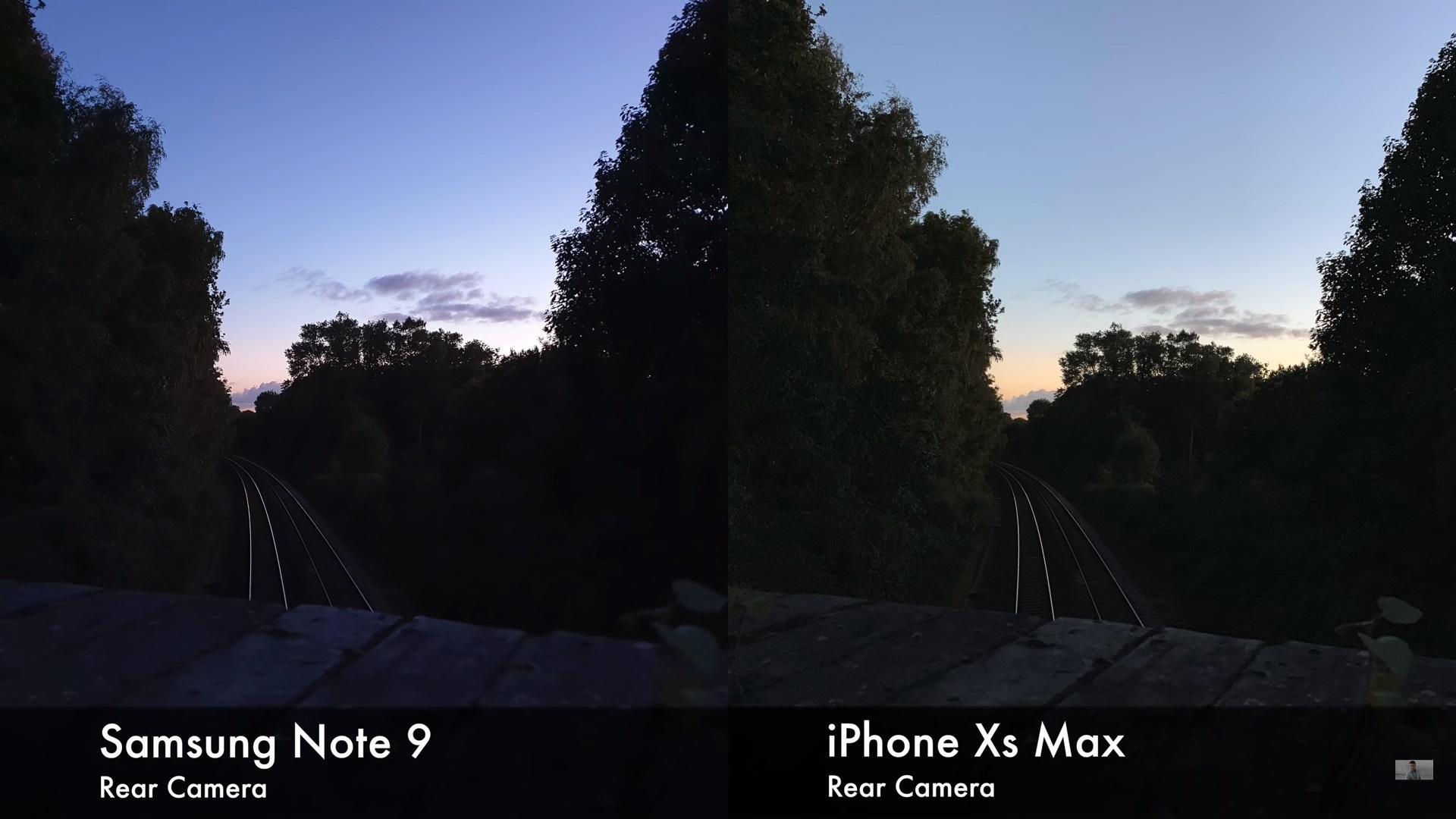 iphone xs обзор камеры