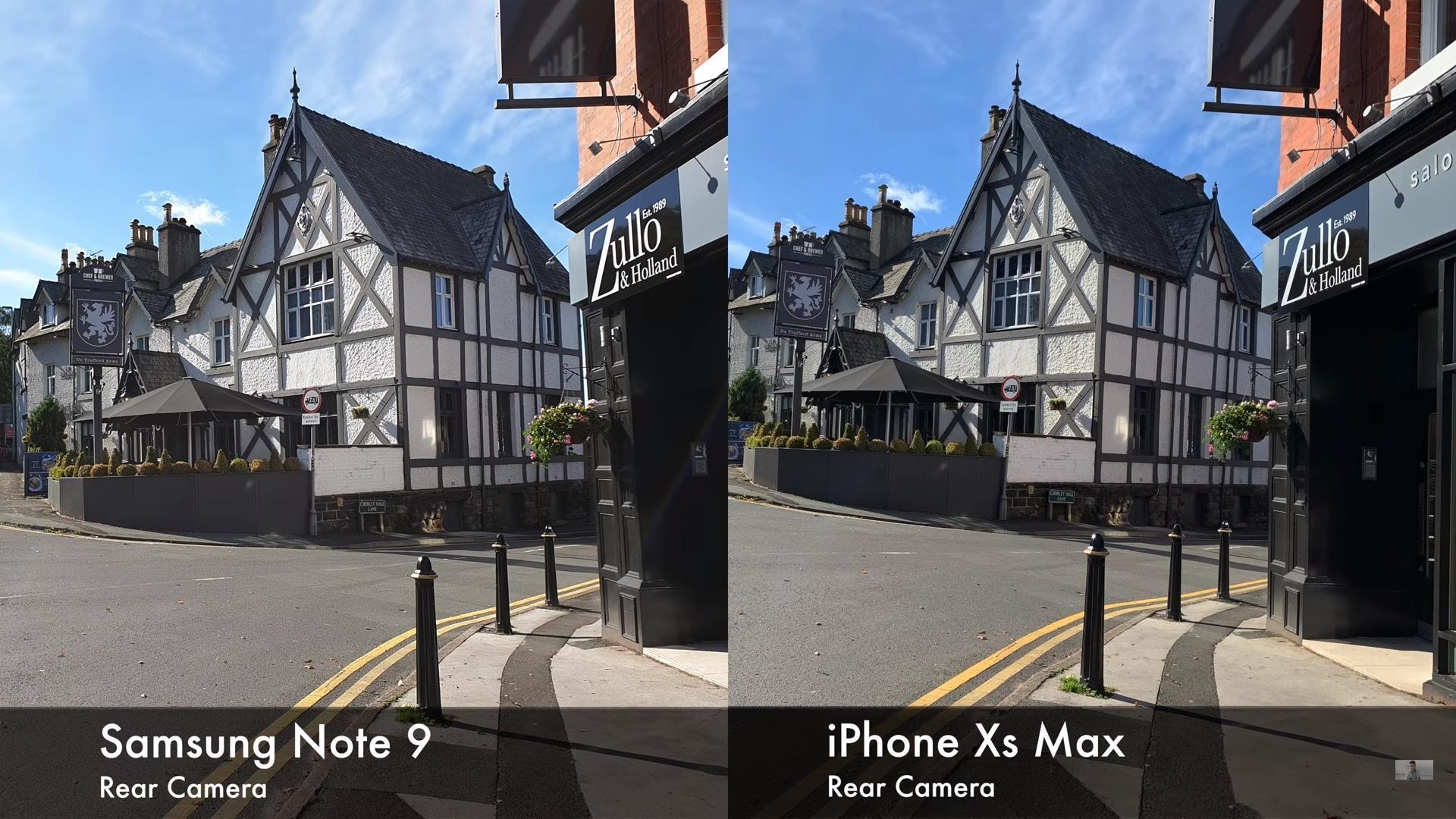 iphone xs характеристики камеры