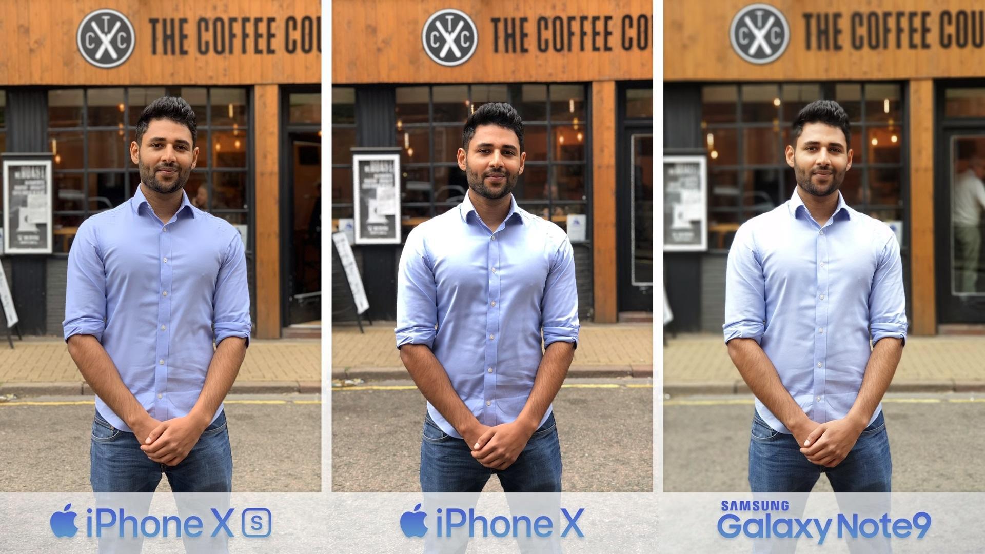 фронтальная камера iphone xs