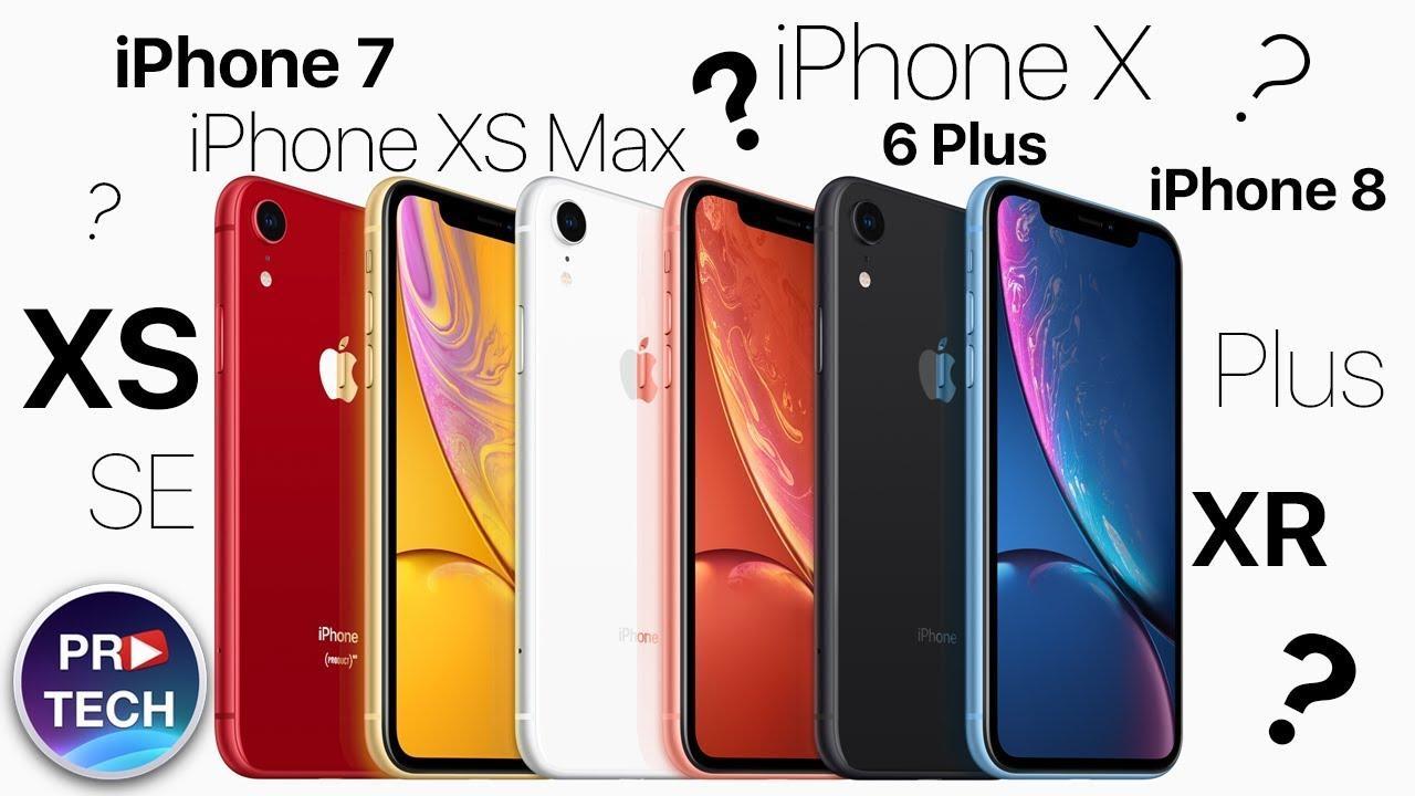 Купить iPhone XS vs XS Max vs XR: Цена в России на Все Модели