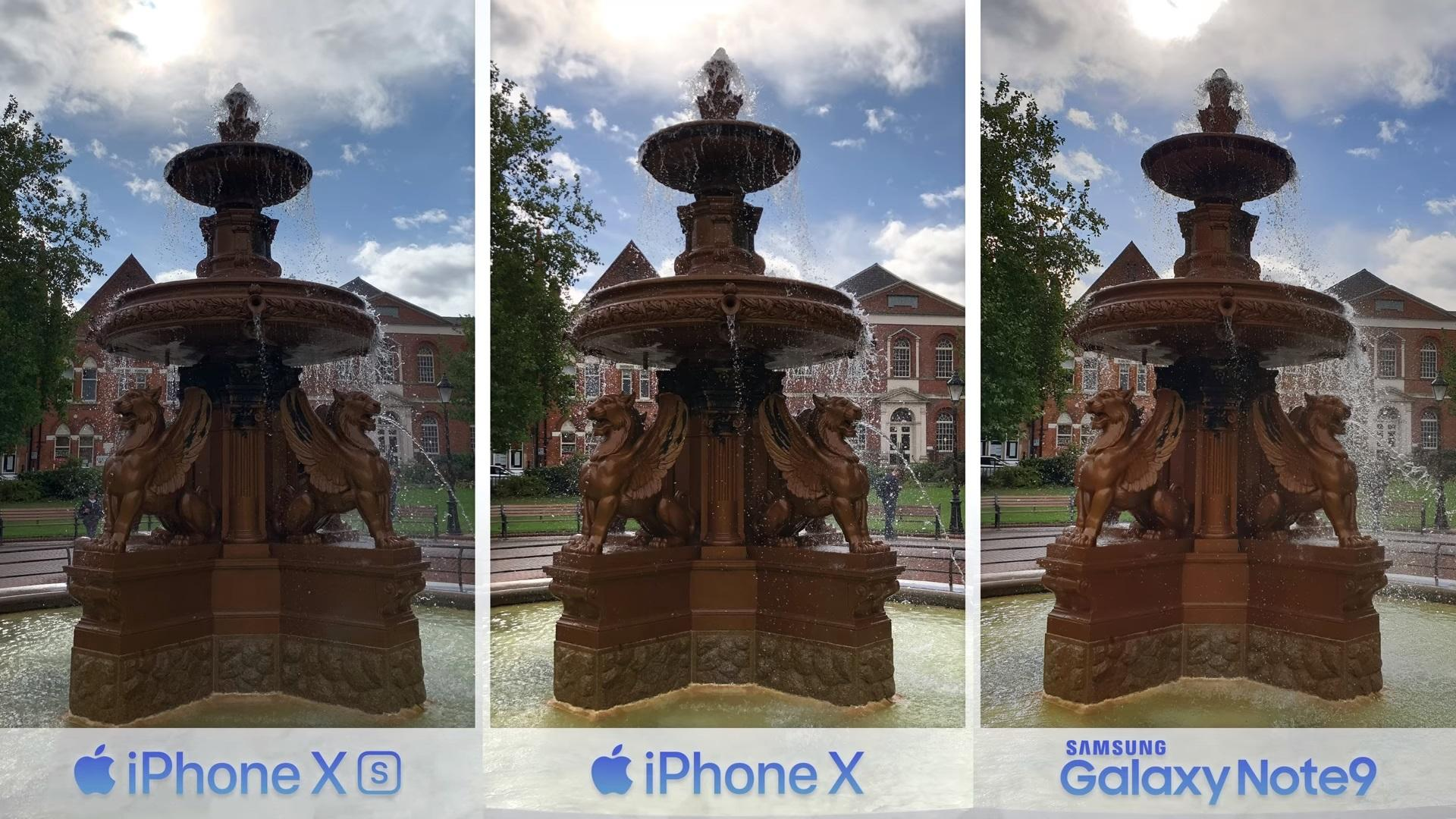камера лучше чем у iphone xs