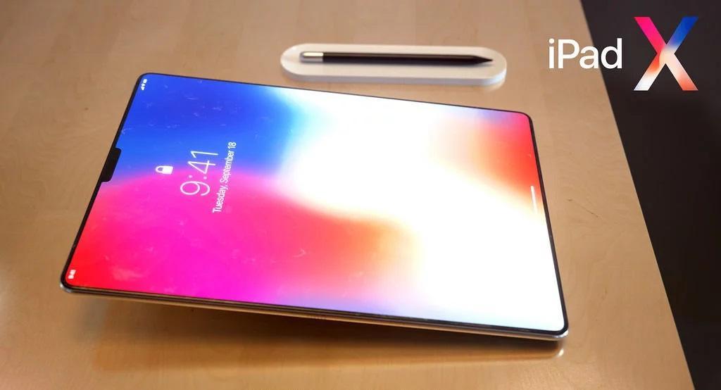 iPad X Pro 2018