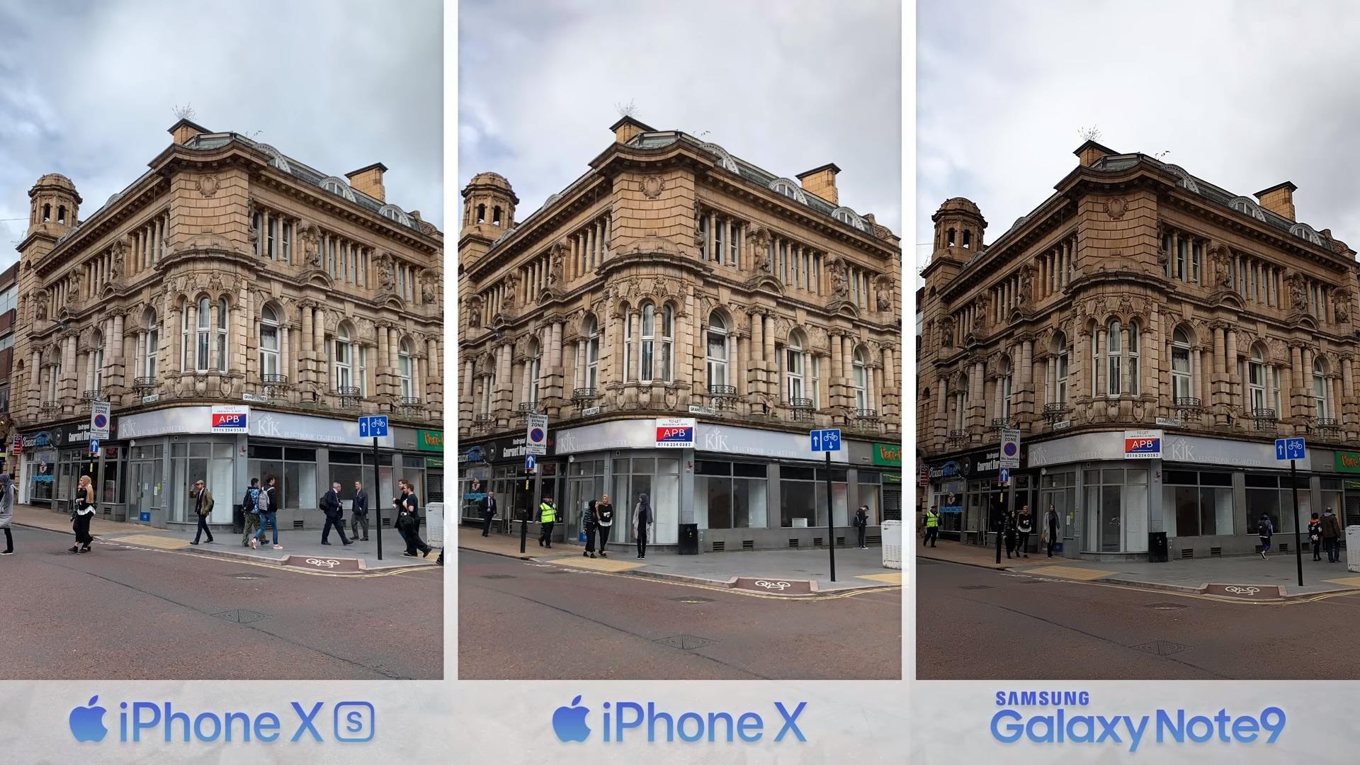iphone xs две камеры