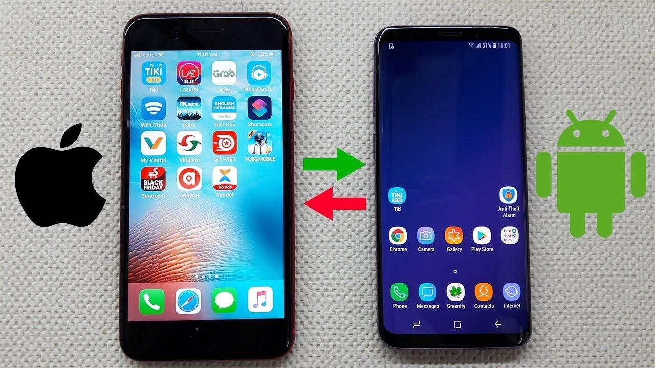 Как Передать Файлы Между iPhone и Android - 5 Лучших Приложений Скачать на Телефон