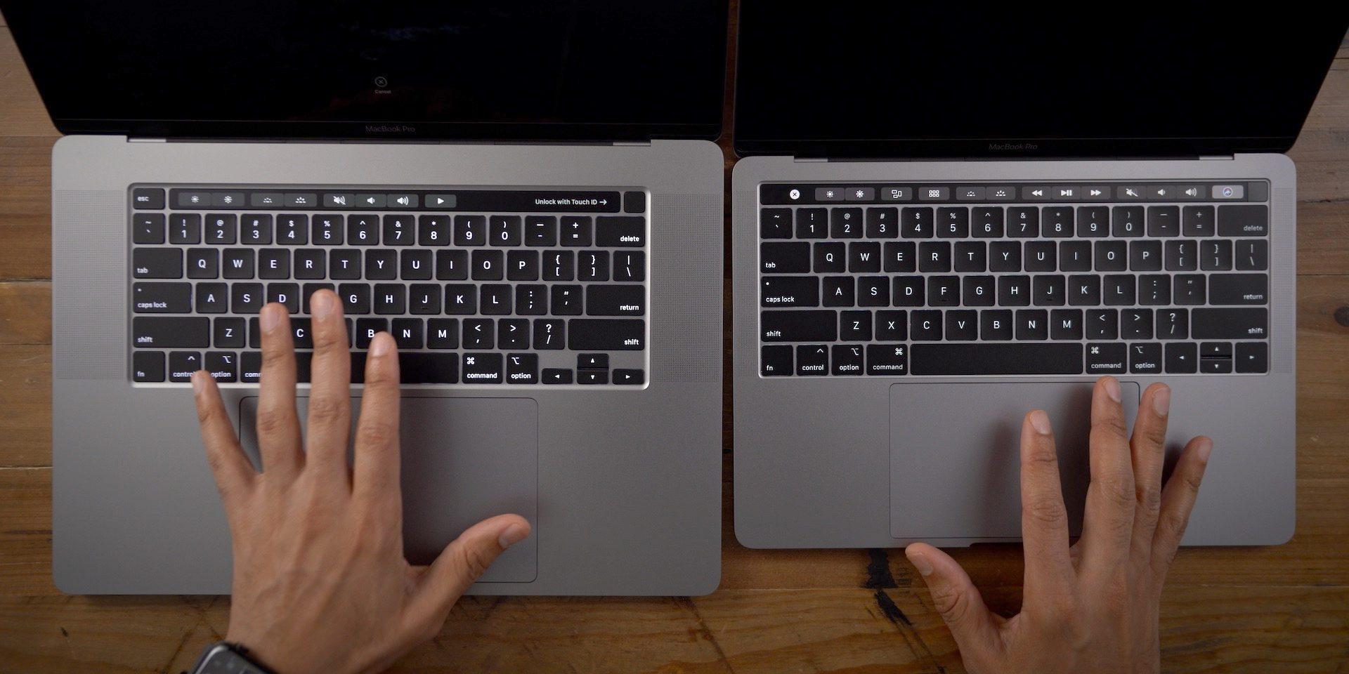 Apple хочет доработать клавиатуру «бабочка» и вернуть её в MacBook