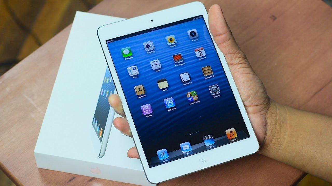 Apple хочет выпустить новый iPad mini с увеличенным экраном