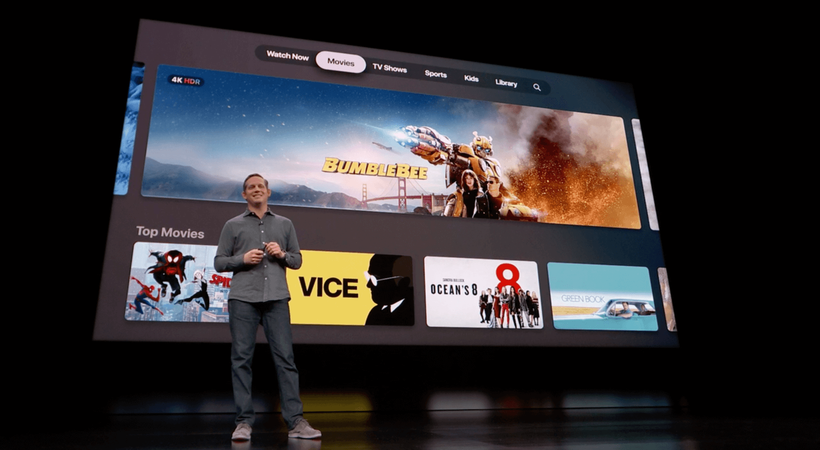 Почему Apple TV+ не смотрят