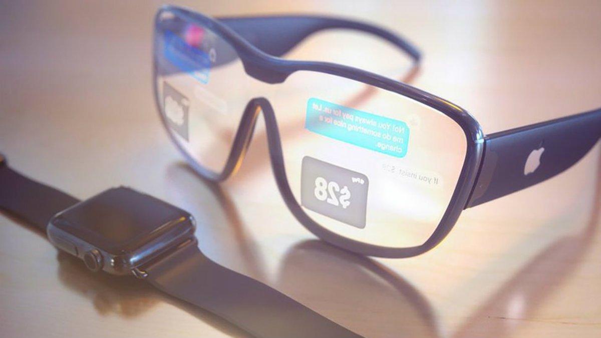 Apple выпустит умные очки Apple Glass за 500 долларов.