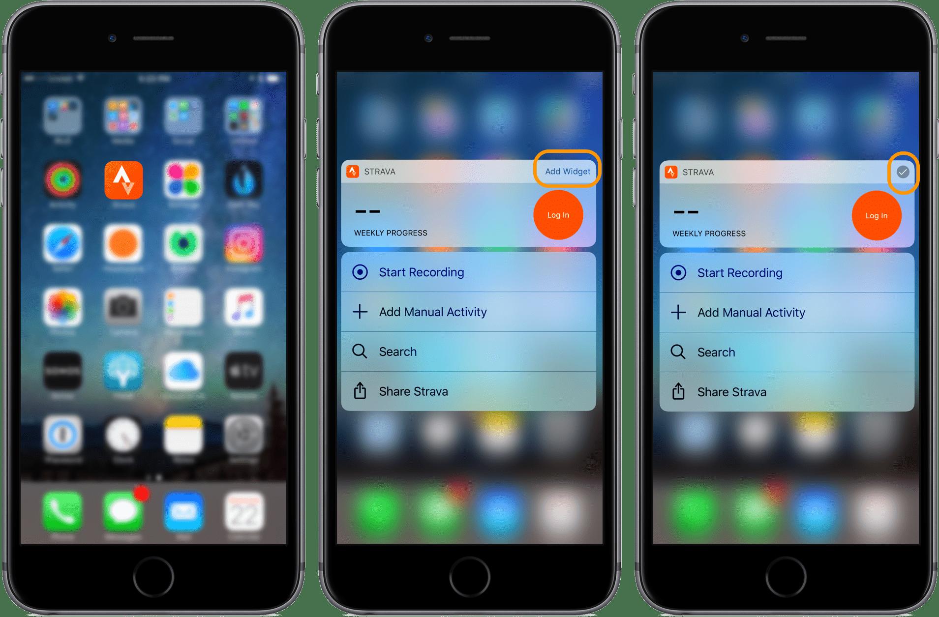 Проблемы виджетов на iOS