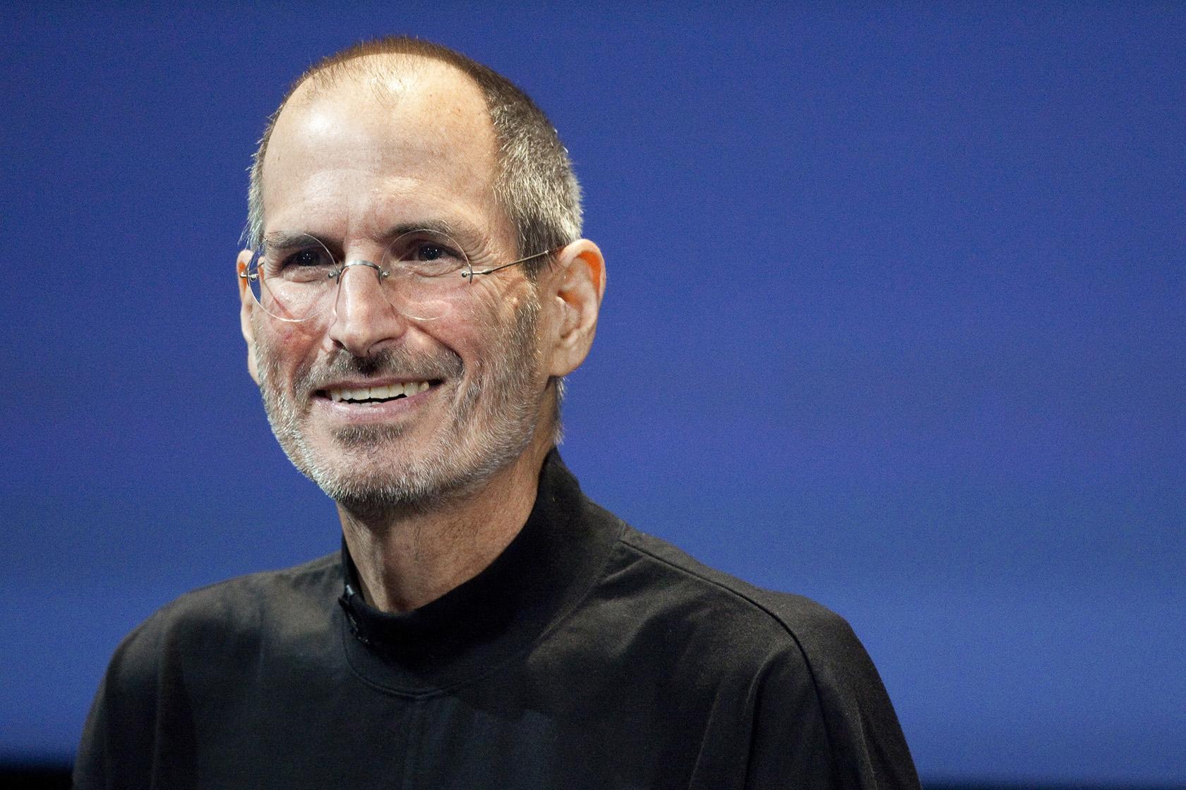 Обои для компьютера, которые сделал Стив Джобс