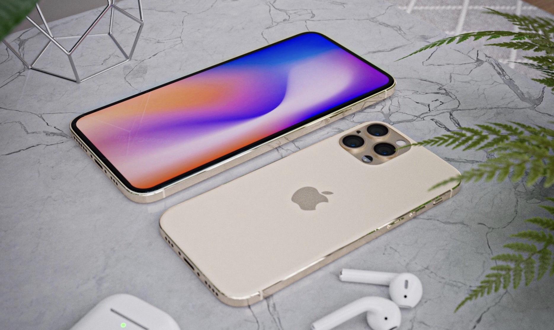 iPhone 12 не будет иметь разъемов