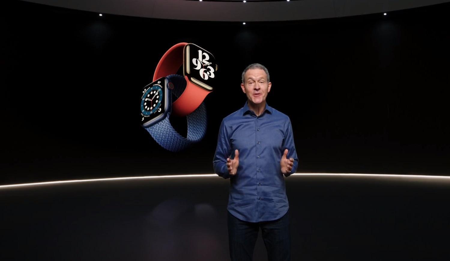 Презентация Apple Все Новинки: Apple Watch Series 6, Apple Watch SE, iPad Air, iPad